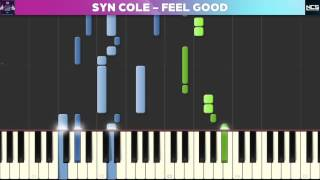 Synthesia Piano Syn Cole Feel Good