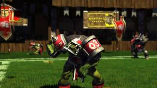 Blood Bowl (Xbox 360, PSP, PC) US retail teaser trailer from SouthPeak Games