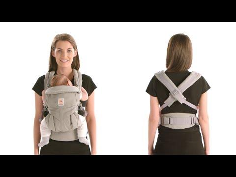 How Do I Crisscross Baby Carrier Straps? | Omni 360 | Ergobaby