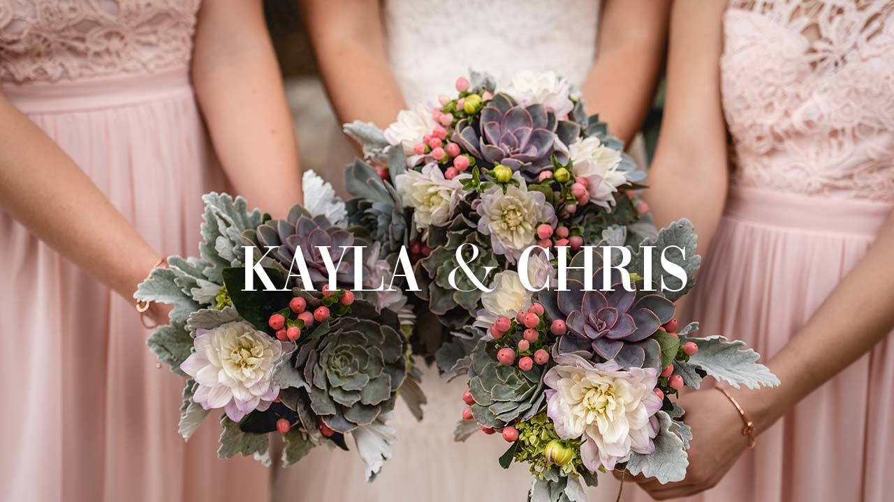 The Emotional Wedding of Chris & Kayla - Palm Springs California