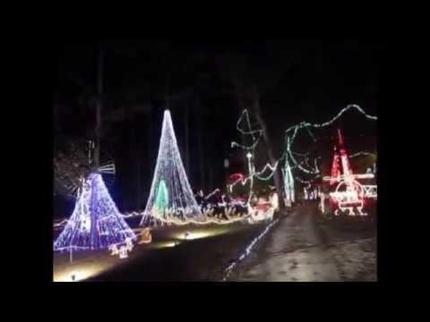 Christmas Ranch Morrow Ohio.Christmas Ranch Drive Thru 2014
