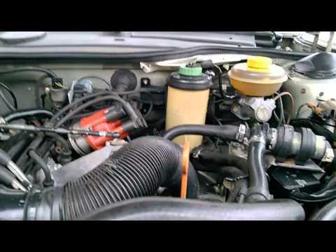 Audi 200 2,2 turbo MC2 praca  silnika po regulacji wtrysku (K-Jetronic)