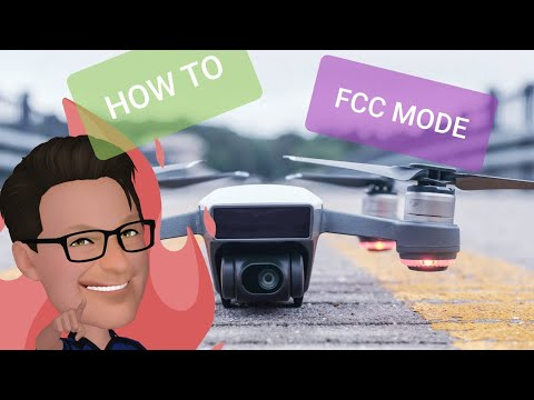 Download Dji Spark Fallin To The Sea With Fcc Mode MP3, MKV, MP4