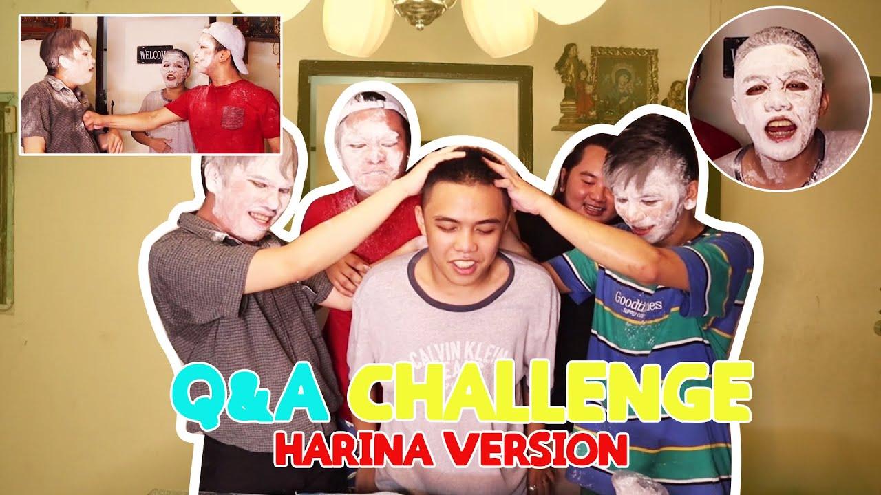 Q&A BAKLAAN CHALLENGE *HARINA VERSION* (NAGKASAKITAN)| MELVIN RIO PROTACIO