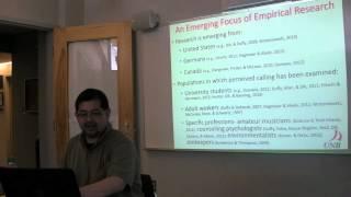 Career Development and Sense of Calling