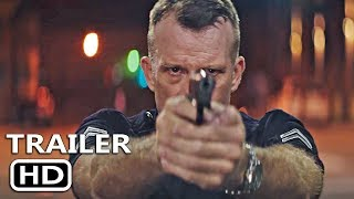 CROWN VIC Official Trailer (2019) Action, Crime Movie