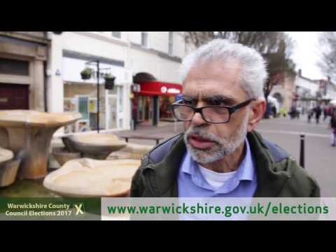 Warwickshire County Council elections 2017
