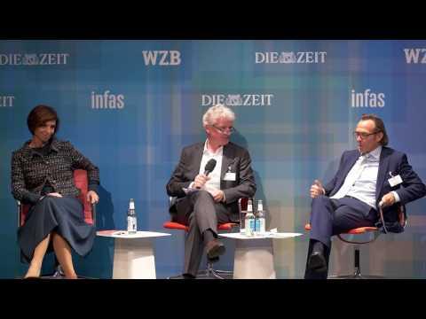 Prof. Jutta Allmendinger, Ph.D. & Prof. Thomas Druyen im Gespräch