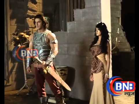Hatim Fantasy Teleserial - Star Plus Tv Serial | On Location Shoot thumbnail