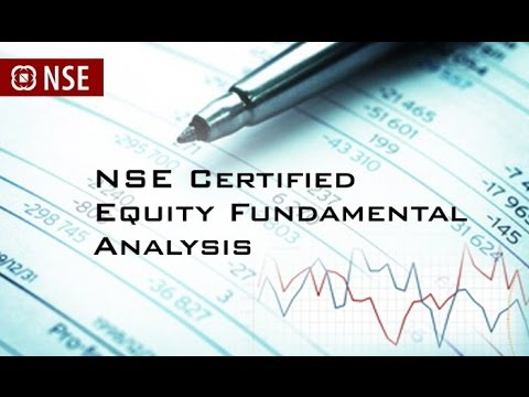 NSE Certified Equity Fundamental Analysis