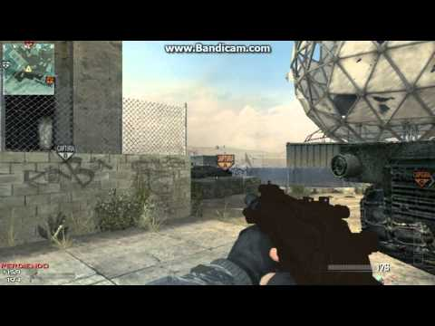 """Call of Duty MW3 """"Trucos Cuchillo Arrojadizo"""" Episodio #2 Dome"""