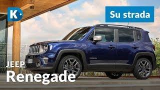 Jeep Renegade 2019 | 1 di 3: test drive | conviene il 1.0 120 CV?