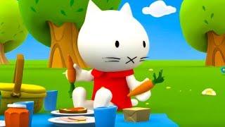 Musti all episodes compilation (11-20) 😺 Cartoon for kids 😍 Kedoo ToonsTV