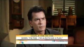 Best of Charlie Sheen (Today Show & Alex Jones radio show) 2011... WINNING!