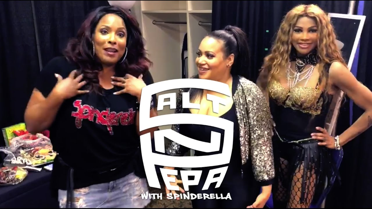 Spinderella Video