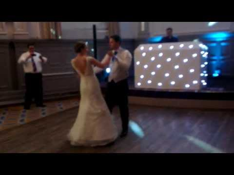 Andy & Karen Wedding Dance