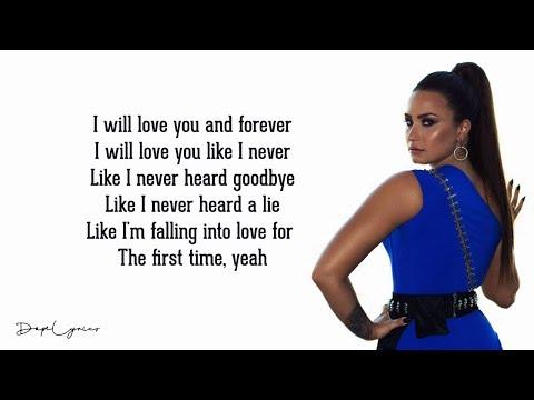 Never Been Hurt - Demi Lovato