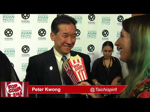 Peter Kwong Talk about Asian Representation in Film