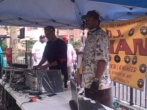 STATE OF THE GAME BX MOTT HAVEN DAY 8/16/2014 PT.  3
