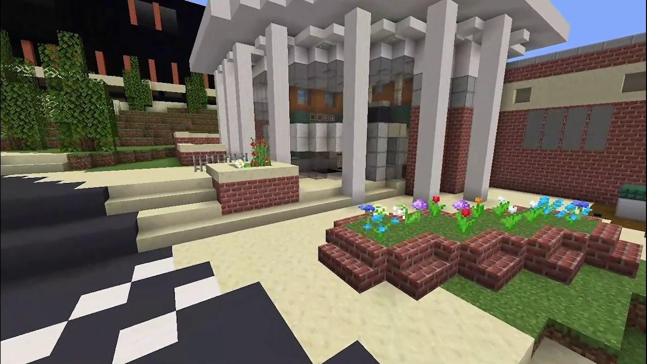 SRU Esports: Minecraft World Overview