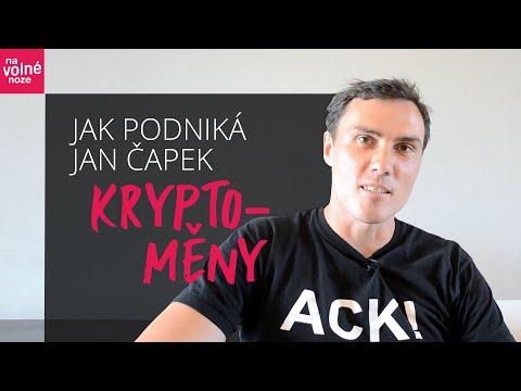 Kryptoměny: Jak Podniká Bitcoiner Jan Čapek