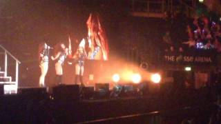 Little Mix -  Love Me Like You - Jesy Saving Leigh! (Live, Get Weird Tour, Belfast, Matinee)
