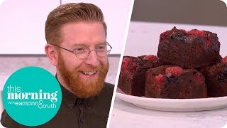 Paul A Young's Super Secret but Totally Decadent Chocolate Brownies | This Morning