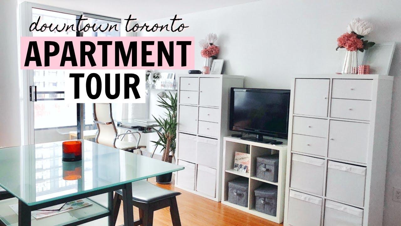 Downtown Toronto Studio Apartment Tour Prettypolishes
