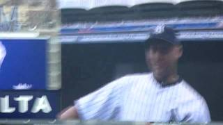 The Yankees Getting Their World Series Rings at Opening Day 2010!