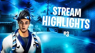 PAIN STREAM HIGHLIGHTS #3 Fortnite Battle Royale