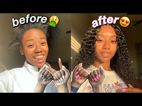 GRWM: Getting Ready For The First Day Of School VLOG 2019