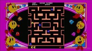 Ms. Pac-Man Xbox Live Gameplay - Gameplay