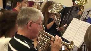 Fortunens Musikkorps besøker Mathopen