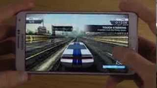 Need For Speed Most Wanted Samsung Galaxy Note 3 HD Gameplay Review