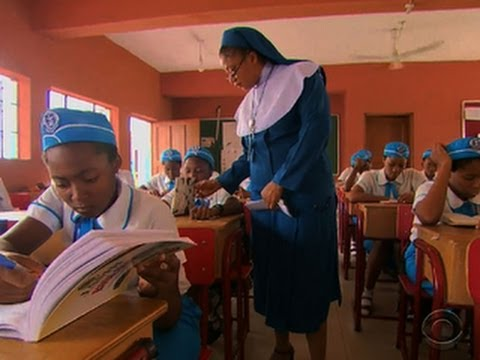 Nigerian students risk their lives for education