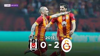 04.01.2015 | Beşiktaş-Galatasaray | 0-2