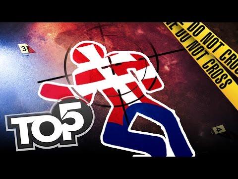 Top 5 - najhorší Slovenskí vrahovia v histórií