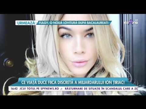 Ce viaţă duce fiica discretă a miliardarului Ion Țiriac! Trăieşte ca o prinţesă