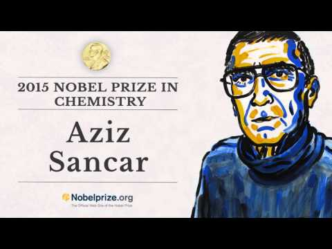 Portrait of a Nobel Laureate: Aziz Sancar, 2015 Nobel Prize in Chemistry