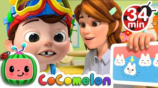 Loose Tooth Song + MORE! | CoComelon Nursery Rhymes & Kids Songs | Videos For Kids