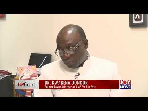 $170M GPGC judgment debt: Hold President Akufo-Addo responsible - Dr. Kwabena Donkor