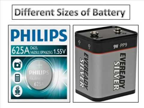 aa Silver Batteries