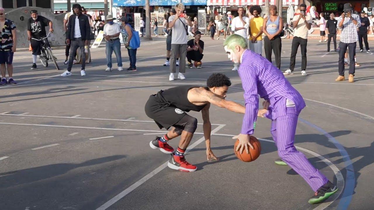 Download The Joker & Harley Quinn 2v2 Basketball.. My first public date EVER