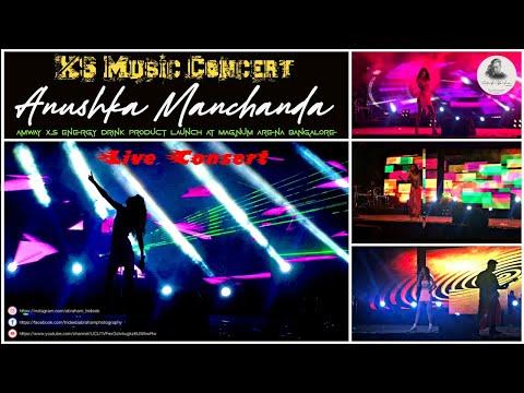 Anushka Manchanda | XS Music Concert | Bangalore