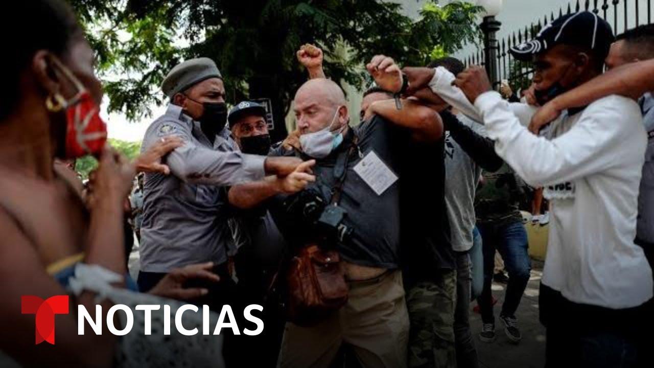 Download Las noticias de la mañana, jueves 15 de julio de 2021   Noticias Telemundo
