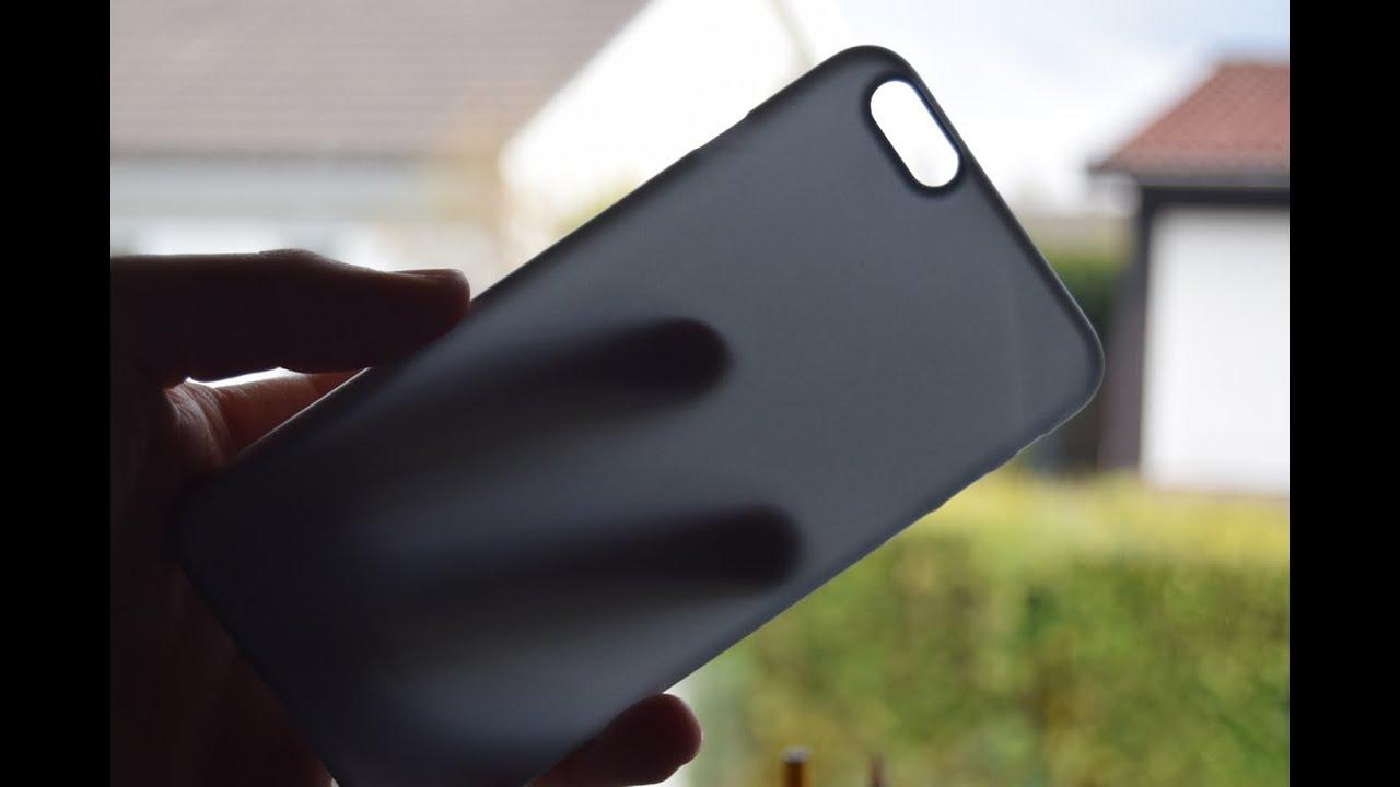 newest f5489 fa220 WORLDS THINNEST CASE?! - Shumuri Slim Extra iPhone 6/6s Plus