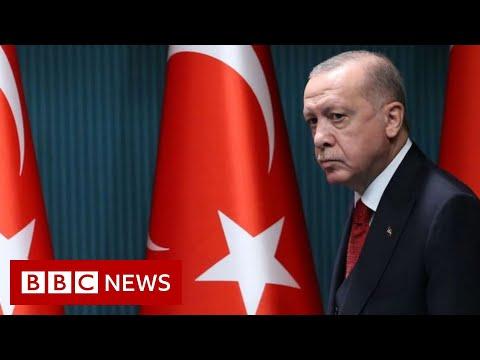 Turkey's Erdogan urges