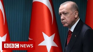 Turkey's Erdogan urges French goods boycott amid Islam row - BBC News