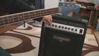 Ремонт комбика BEHRINGER Ultrabass BX1200(Всем привет! Сегодня мой знакомый музыкант принёс на ремонт комбик BEHRINGER Ultrabass BX1200. Что у него поломалось..., 2014-05-11T11:13:27.000Z)