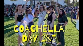 COACHELLA | DAY 2&3 |DENNIS LLOYD | BELLIE ELISH |